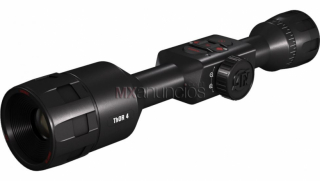 Atn thor 4, 640x480 sensor, 1.5-15x thermal smart hd rifle