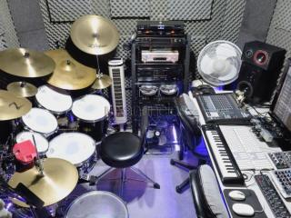 Clases de bateria multitrack digital drum studio ciclo 2019