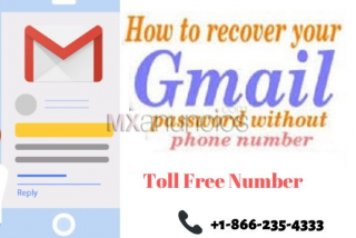 How To Recover Gmail Password Without Phone Number?