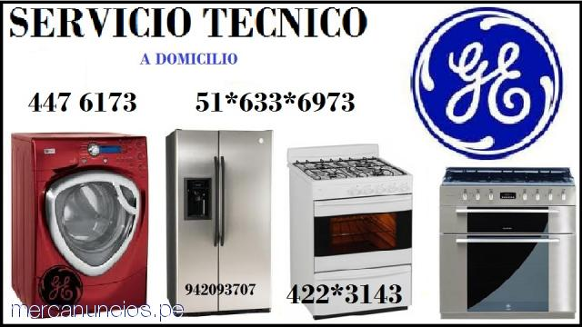 SERVICIO TECNICO GENERAL ELECTRIC REFRIGERADORAS