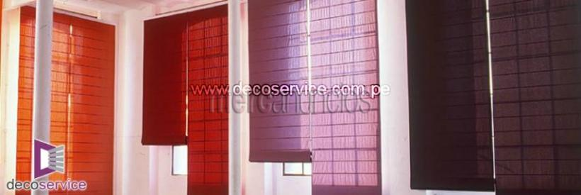 Decoservice Venta y confección de estores, persianas y rollers screen #1