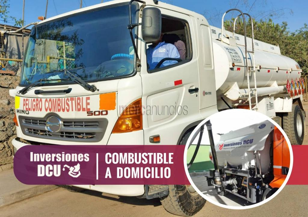 Inversiones dcu - distribución combustible #1
