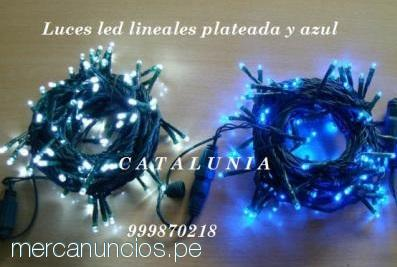 Luces led , arbol navideños 2014
