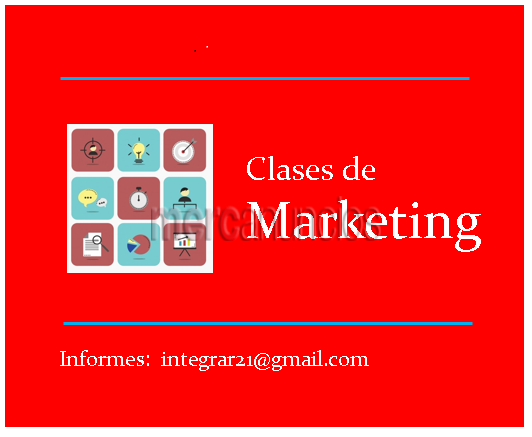 : clases, profesor particular de marketing ! ! :