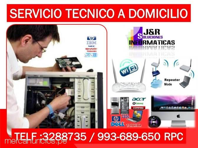 Tecnico en configuracion de routers,repetidores,access point wifi,