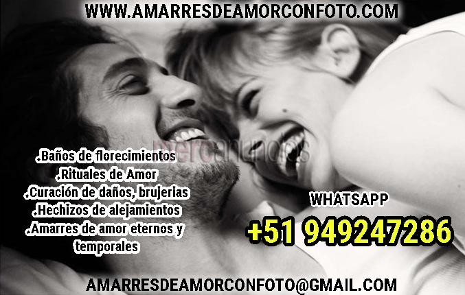 Amarres de amor indesatables, inmediatos