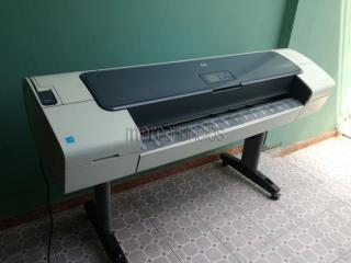 Vendo plotter hp designjet 800ps