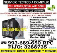 Reparacion,Formateo,a PC,internet wifi,laptops,configuracion Routersout