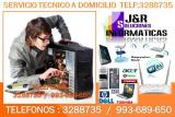 Servicio tecnico a PC laptops redes wifi,configuracion routers
