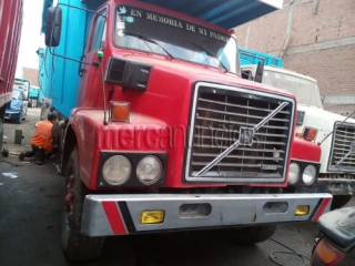 Camion volvo tortoon n12