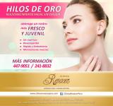 Hilos de Suspension Clinica Renacer Lima Peru