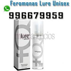 Seduce a tu pareja con perfume con feromonas lure for him