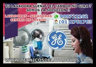 %tecnicos%de secadoras general electric   chorrillos