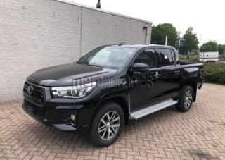 Used lhd 2020 toyota hilux 2.4