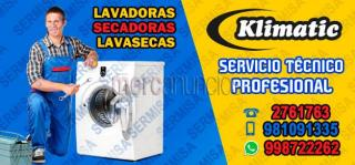 Reliable!! Servicio tecnico de Lavadoras Klimatic 2761763- Los Olivos