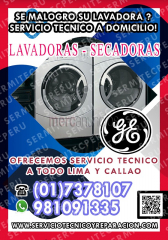Reparacion de lavadoras general electric 7378107 en smp