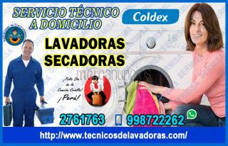 At home» Coldex Servicio tecnico»LAVADORAS 2761763