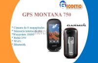 Gps oregon 750